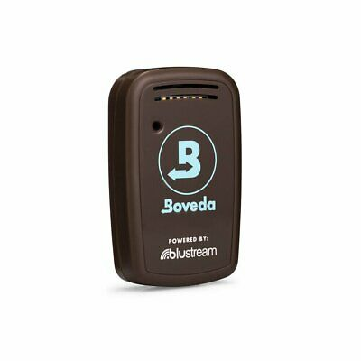 Boveda Butler Bluetooth Hygrometer/Thermometer/Impact Sensor for Humidors