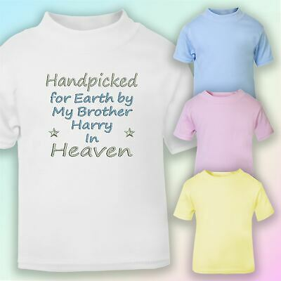 Handpicked for Earth Grandad Embroidered Baby Dimple Taggy Gift Heaven