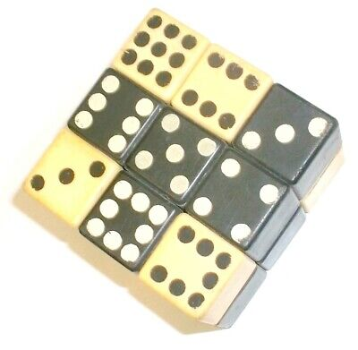 Domino Match Coaster Puzzle unique from our shop