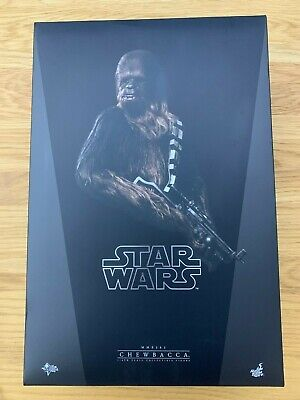 Hot Toys MMS262 Star Wars Episode IV A New Hope 1/6 Chewbacca Mint Condition