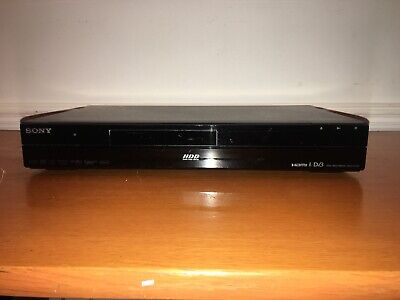 Sony RDR-DC90 120GB Recorder HDMI Freeview