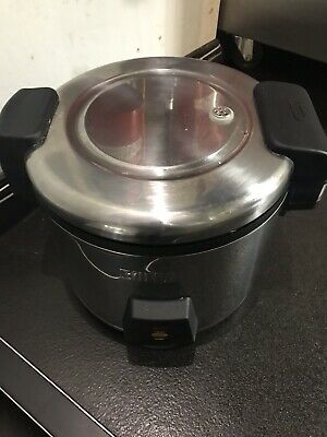 Commercial Rice Cooker Warmer 6 L Buffalo J300