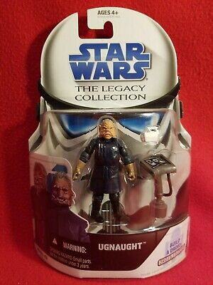 2008 Star Wars Legacy Collection: Ugnaught (BD 43) U-3PO Droid Factory part