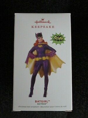 2019 Limited Edition Batgirl Hallmark Ornament