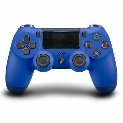 Genuine PS4 Controller DualShock 4 Wireless for Sony Playstation 4 PS4 V2 Blue