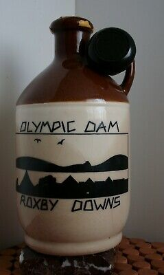 Olympic Dam Roxby Downs Commerative Port Wine