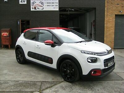 2018 Citroen C3 Auto 38,000 Klms Reg 2/20 As New Stiil Has New Car Warranty Rwc
