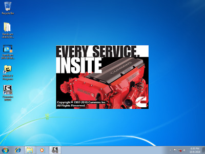Cummins INSITE Electronic Service Tool 7.4 NEVER EXPIRE for Unlimited PC