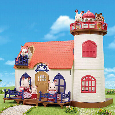 NEW Sylvanian Families Starry Point Lighthouse Set