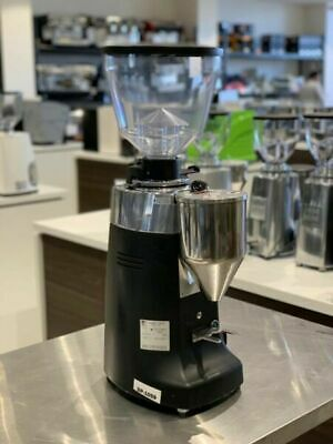 Pre-Owned Mazzer Kony Electronic In Black Coffee Bean Espresso Grinder