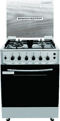 4KW Four-burner Multi-purpose Domestic Gas Conjoined Furnace 63L Pulse Ignition