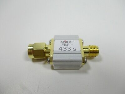 433MHz Remote control model aerial map pass band pass filter 433M bandwidth 8MHz