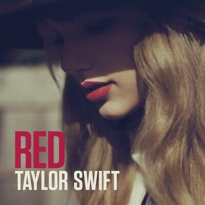Red by Taylor Swift (CD, Oct-2012, Big Machine Records) *NEW* *FREE Shipping*