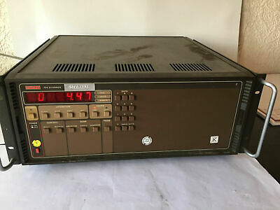Keithley 706 Scanner / Data Logger System IEEE