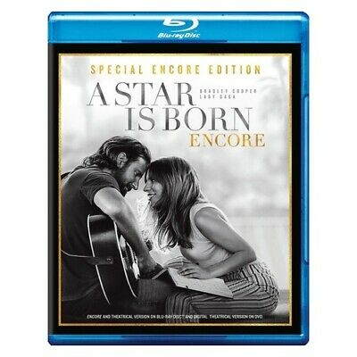 Warner Home Video Br742061 Star Is Born-Special Encore Edition (2018/Blu-Ray/...