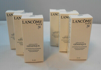 Lancome Advanced Genifique Youth Activating Concentrate 6X5ml total 30ml