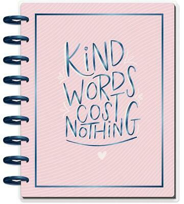 Happy Planner Classic Guided Journal - Kind Words Cost Nothing - Gratitude
