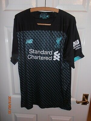 New with Tags Large 2019/2020 Liverpool FC THIRD 3RD Away Shirt - FREE Delivery