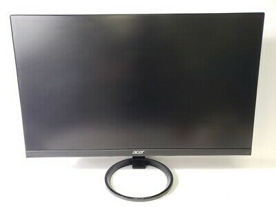 """Acer - R271 27"""" IPS LED FHD Widescreen Monitor - Black"""