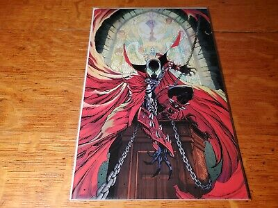 Spawn #300 J Scott Campbell virgin variant Image Comics 2019 NM