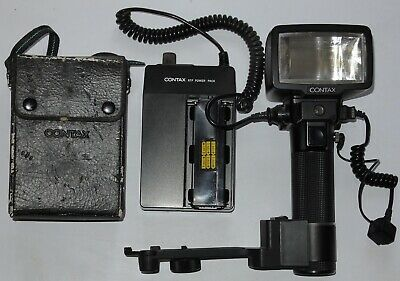 Flash torche CONTAX real time 540 + RTF power pack