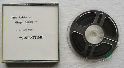 Swing Time - Extracts - Fred Astaire & Ginger Rogers - Super 8 Sound Cine Film