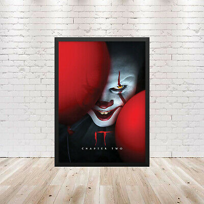 IT Chapter Two Movie Poster Wall Art Maxi 2019 Prints New Film Cinema -1734