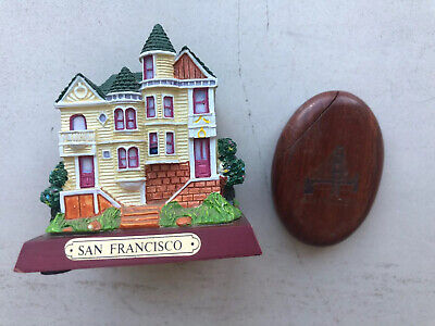 San Francisco Souvenirs, Trinkets, Oranments, Gifts, Decoration,House, Mirror,