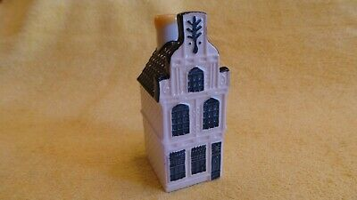 KLM Bols Amsterdam Delft Blue HOUSE #24, sealed and intact (from 2007)
