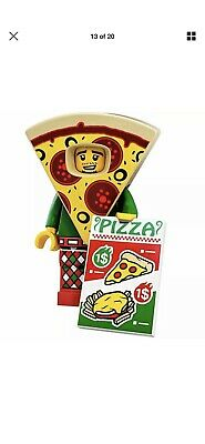LEGO®  MINIFIGURES 71025  SERIES 19 Available NOW Pizza Guy