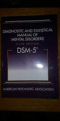 Diagnostic and Statistical Manual of Mental Disorders - DSM-5