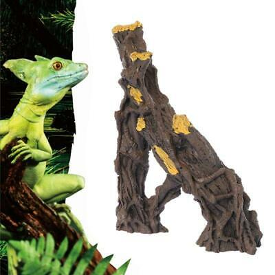 Reptile Branches Resin Aquarium Decoration Natural Driftwood for Climbing