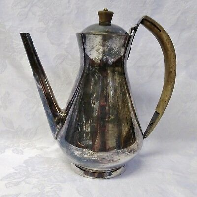 Gorham Silver Coffee Server Pitcher YC851 Silver Plated