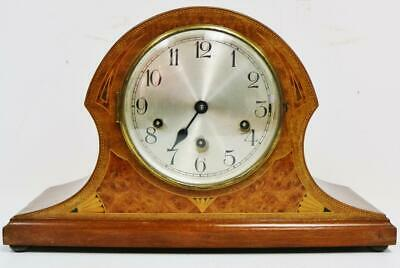 Antique Kienzle 8 Day Westminster Chime Napoleon Hat Mantel Clock Spares/Repair