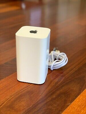 Apple Airport Extreme Gigabit 802.11ac Router (ME918X/A)