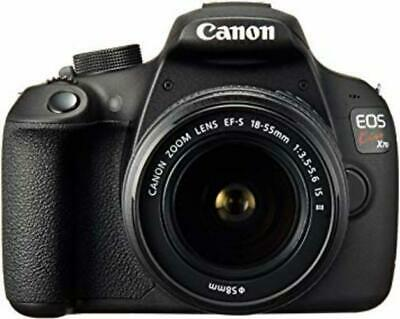 Canon EOS Kiss X70 with EF-S18-55mm F3.5-5.6 IS II - International Version No