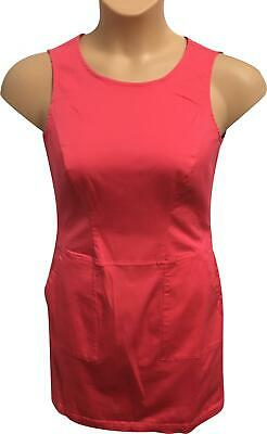 Ladies Boden Pink Mini Shift Dress Size 8P - Length 33 Inches