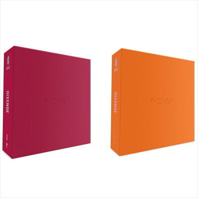 AB6IX-6ixense 1st album CD+Photocards+QR Postcard+Bookmark+6ixense Envelope NEW