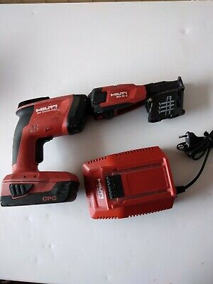 HILTI SD 5000 A22 drywall DRILL with magazine