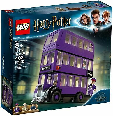 Lego 75957 The Knight Bus Harry Potter
