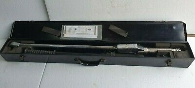 """Norbar 14015 Torque Wrench 3/4"""" Drive, 200-800 Nm, 150-600 Ft.lbs, Model 800"""
