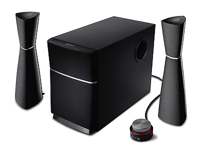 EDIFIER M3200BT Home Audio Speaker 36W Power Bluetooth Black - Speakers >