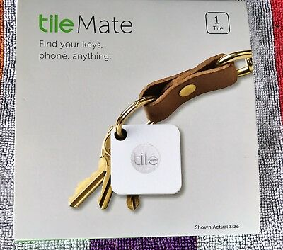 **NEW** Tile Mate~Bluetooth Tracker... Find your keys~wallet~ phone~ anything