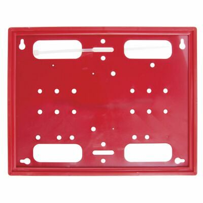 "Red Shopping Cart Sign Frame 8 1/2"" x 11"""