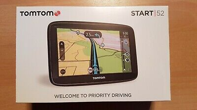 TomTom Start 52 Navigationssystem