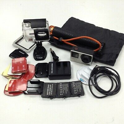 GoPro Hero4 Silver Edition with  Accessories Number A