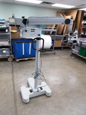 ZEISS OPMI 1 FC  ON S21   SURGICAL   MICROSCOPE / ENT DENTAL Warranty