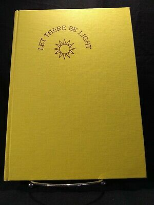 Let There Be Light By Dinshah - Hb -- Therapeutic Value Of Light -- 1St Edition