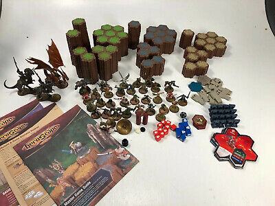 Heroscape Battle of All Time Master Set & Extras Great For Christmas!
