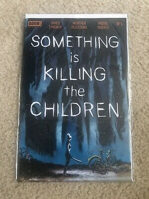 Something Is Killing The Children #1 Cover A Main Boom Comic Book NM